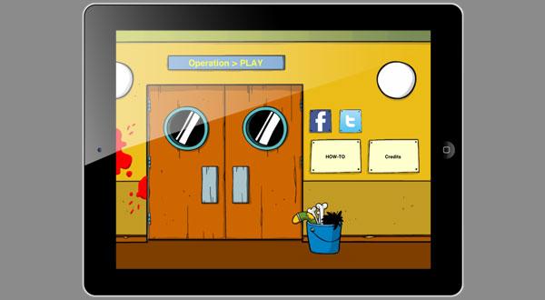 Ilustración Flash para juego iOs
